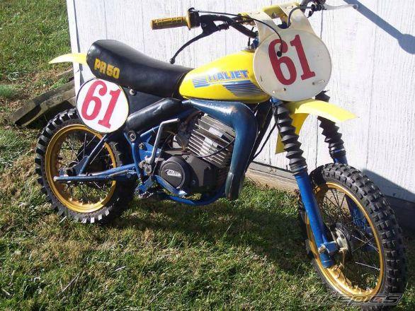 1979 Italjet (Italy) PR50 | Classic Motorcycles