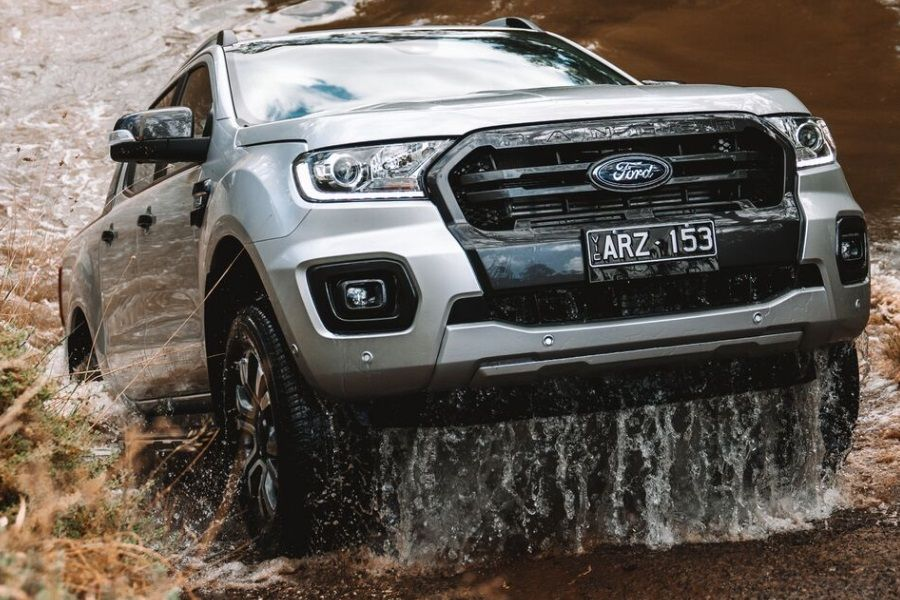 2019 Ford Ranger Doesn T Need Roads