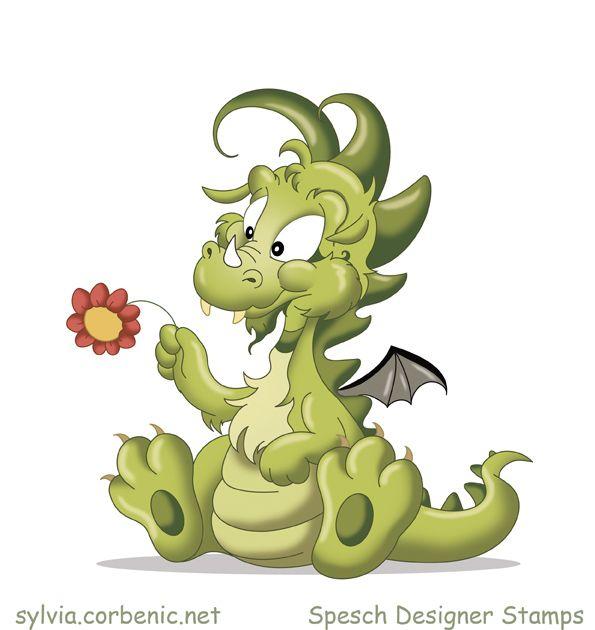 Sylvia Zet: Dragon #dinosaurpics