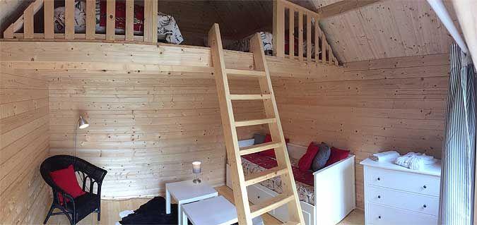 Ferien im Gartenhaus Das schönere Camping Schwedenhaus