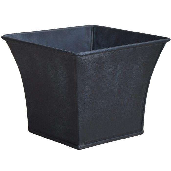 Zinc Pot Planter | Planters