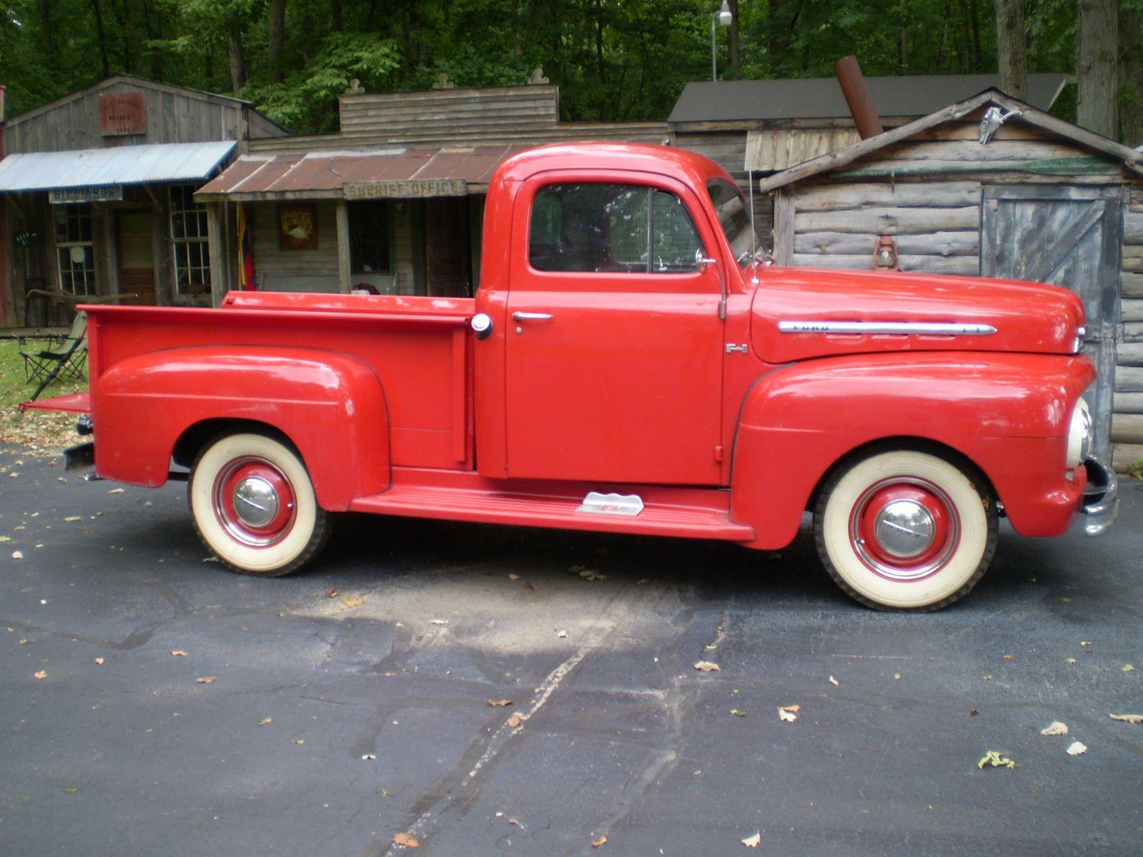 Ford F 1 Great Trucks Pinterest And 1948 Truck Flathead 6