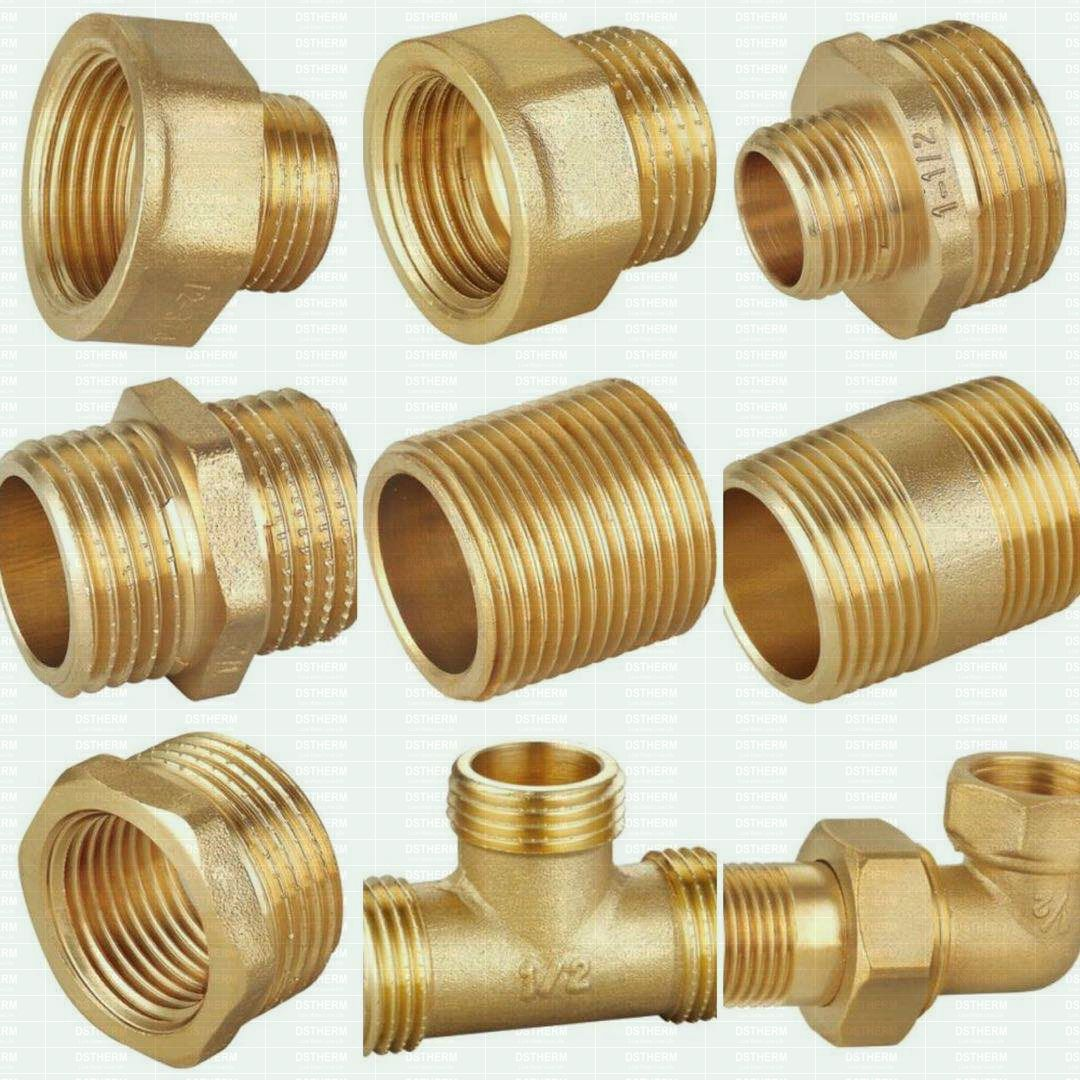 Copper Bronze Brass Fittings Dstherm Dstherm Dstherm Com In 2020 Brass Fittings Brass Faucet Copper Fittings