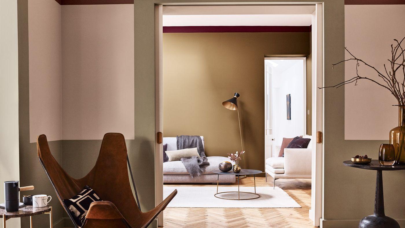 Cappuccino Farbe Kombinieren Diese Wandfarben Passen Zusammen Inneneinrichtung Wandfarbe Wandfarbe Wohnzimmer
