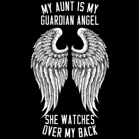 Aunt Is My Guardian Angel