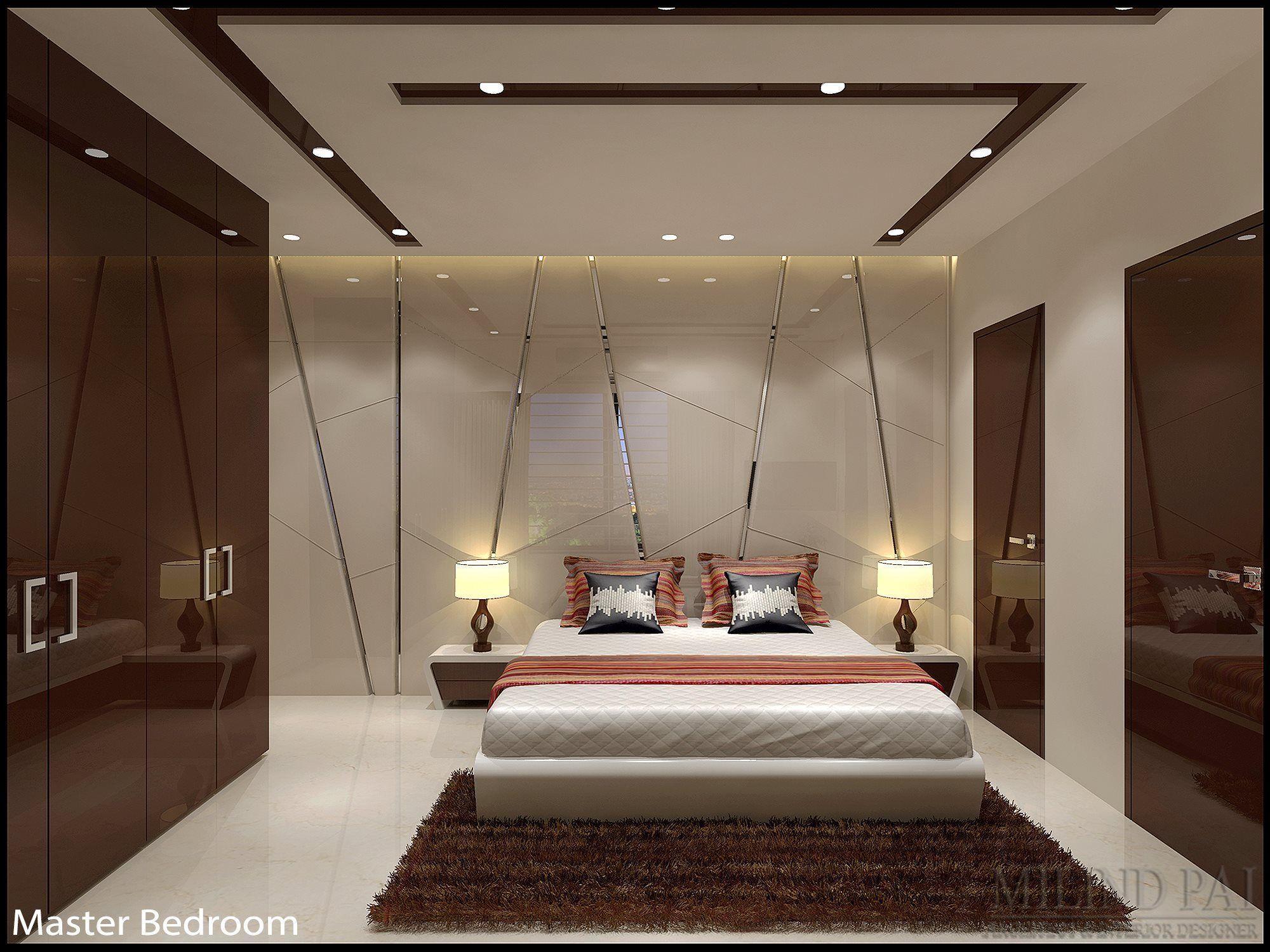 Glamorous Modern Luxury Master Bedroom Designs