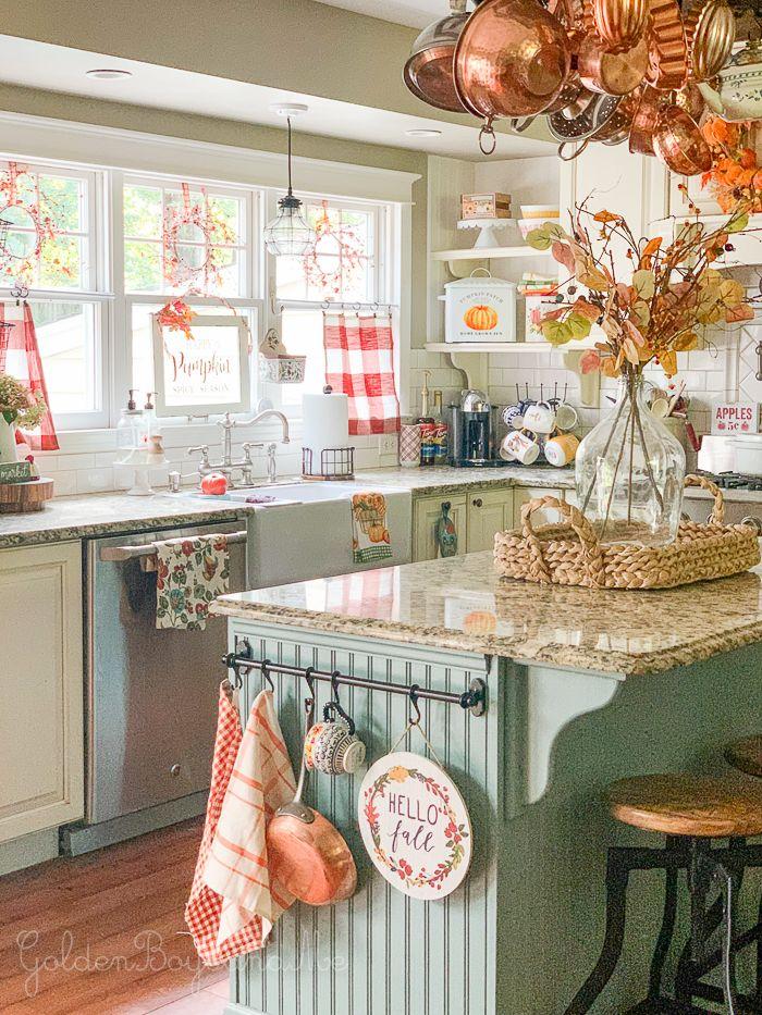 Photo of Fall Kitchen