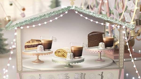 Nespresso celebra festas de fim de ano com Edições Limitadas dos Variations