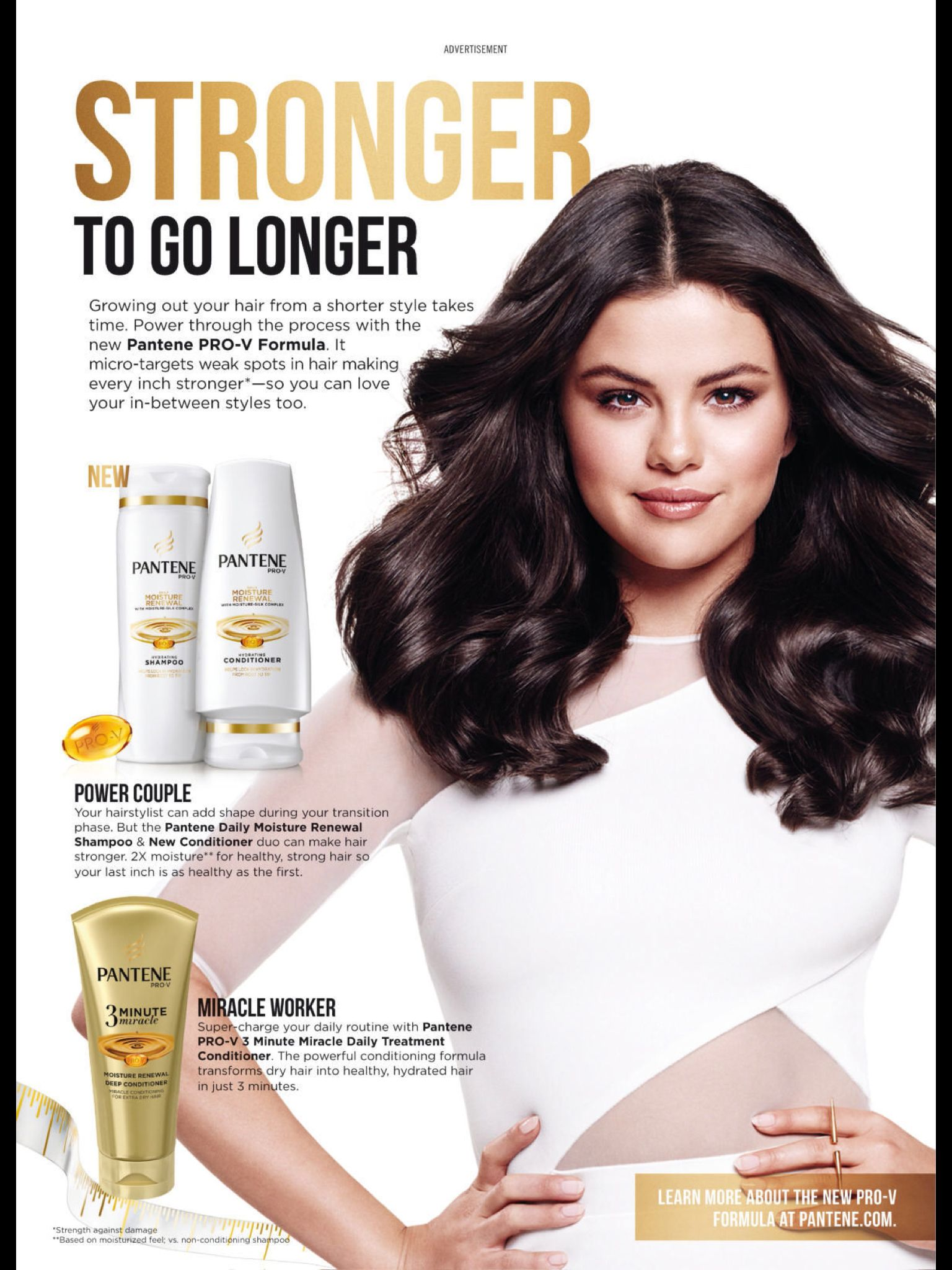 pantene ads ss16 hair styles
