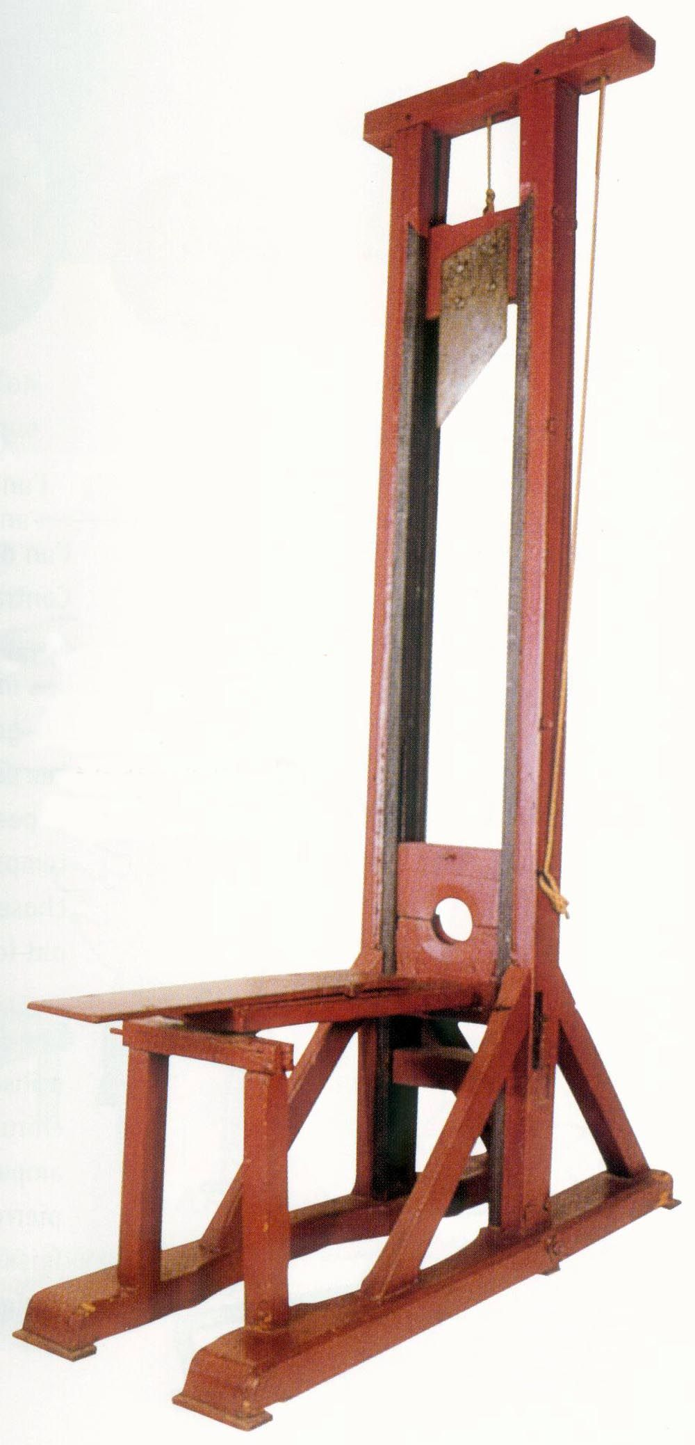 History of the Guillotine | design thoughts | Waxworks ...