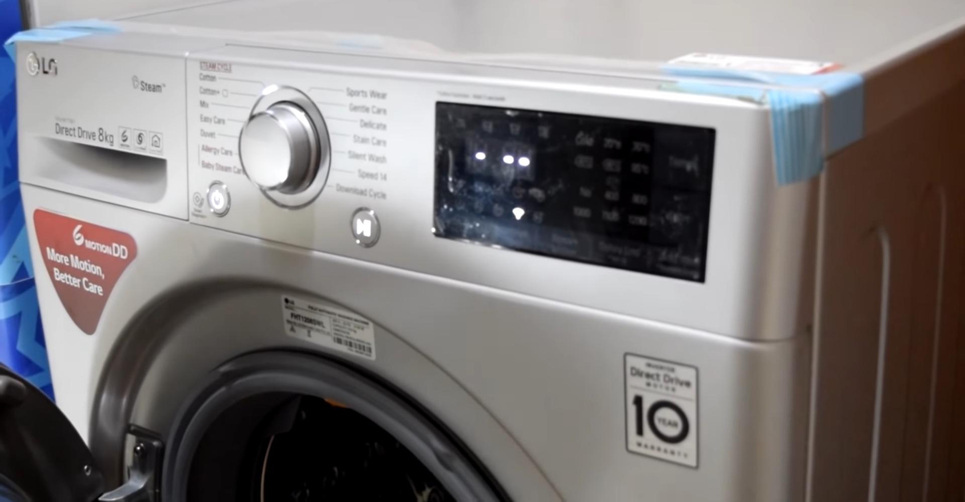 Samsung Front Load Washer Won T Drain