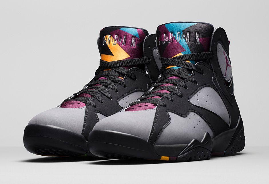 pretty nice aa126 e396d Bordeaux Jordan 7s | Sneaker News | Nike air jordan retro ...