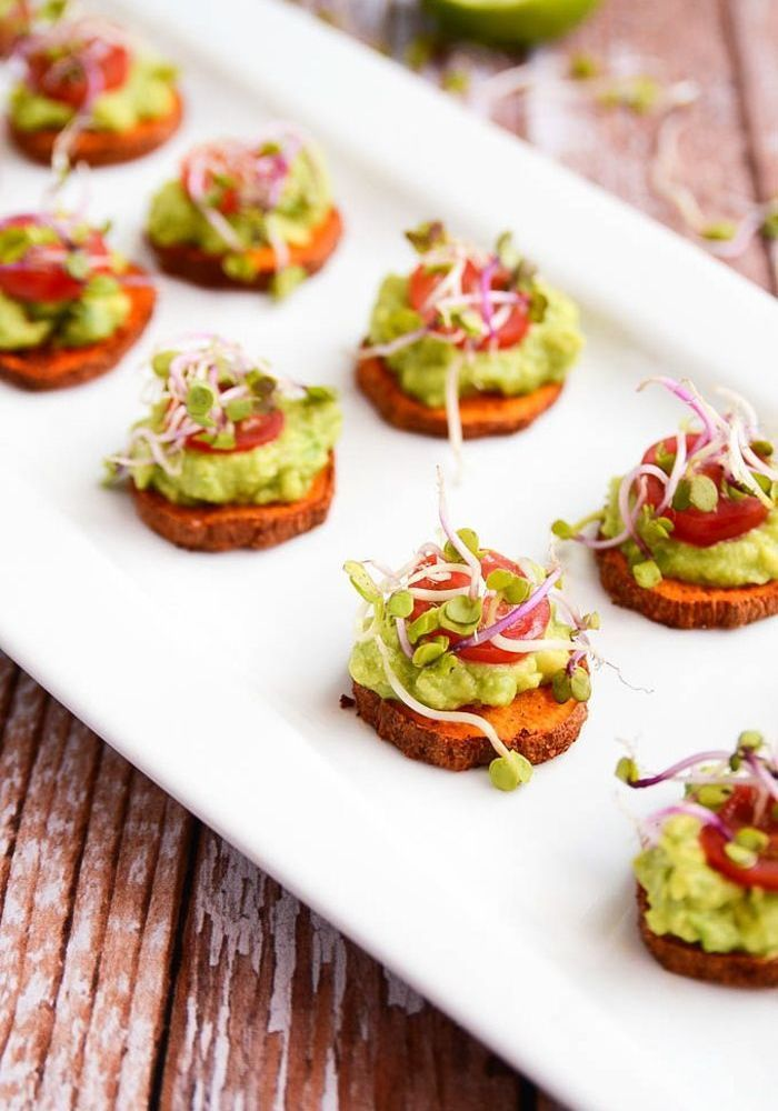 Healthy Appetizers And Party Food Ideas From The Top Bloggers For