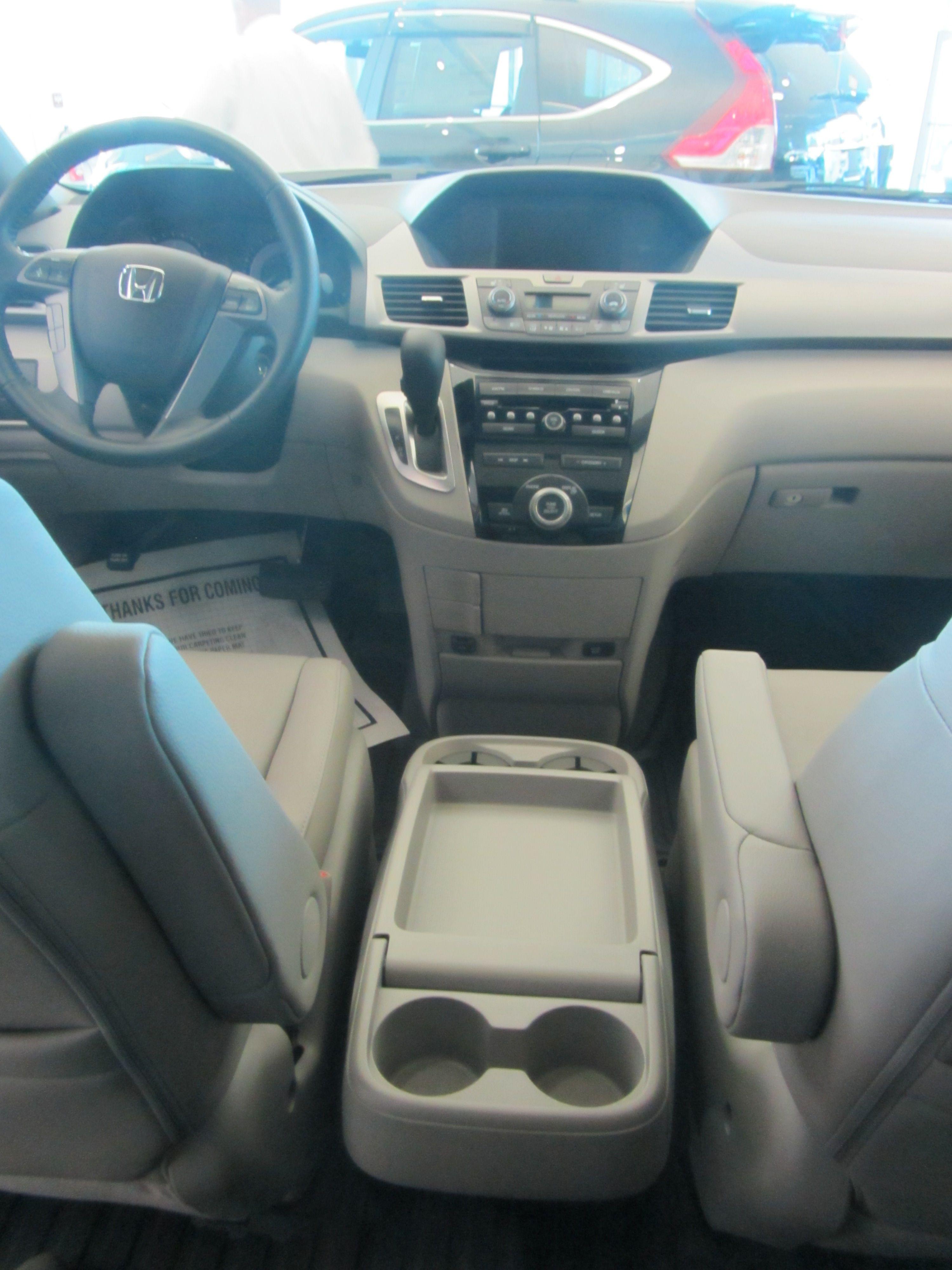 Odyssey Honda Grappone Dashboard