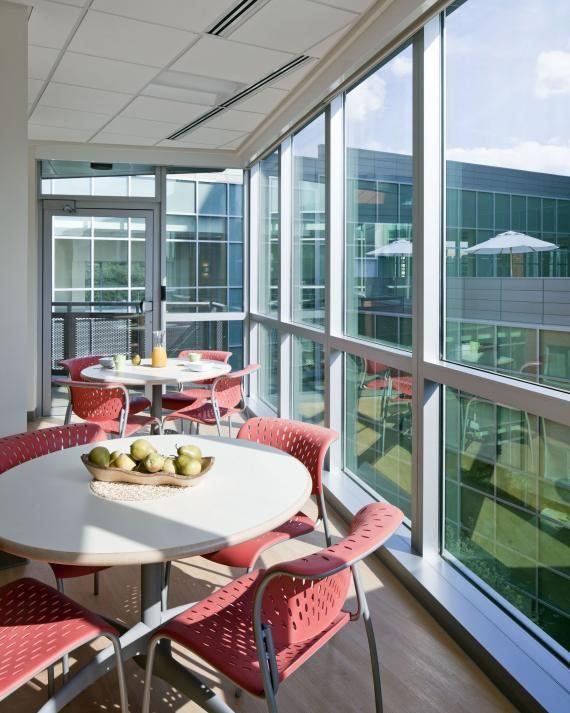 Patient Room Design: Staff Support: Designing Optimal Healthcare Work