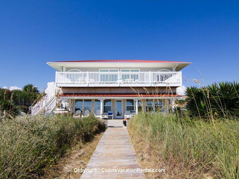 Bosco Belle ~ East Gulf Beaches ~ Beach Front ~ St  George Island