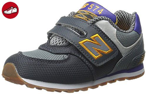 New Balance KG574 Expedition Running Shoe (Infant/Toddler), Grey ...