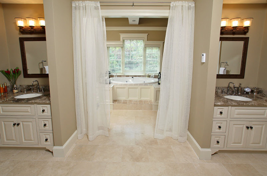 Jack and jill bathrooms pictures here is an example of a - Jack and jill bath ...