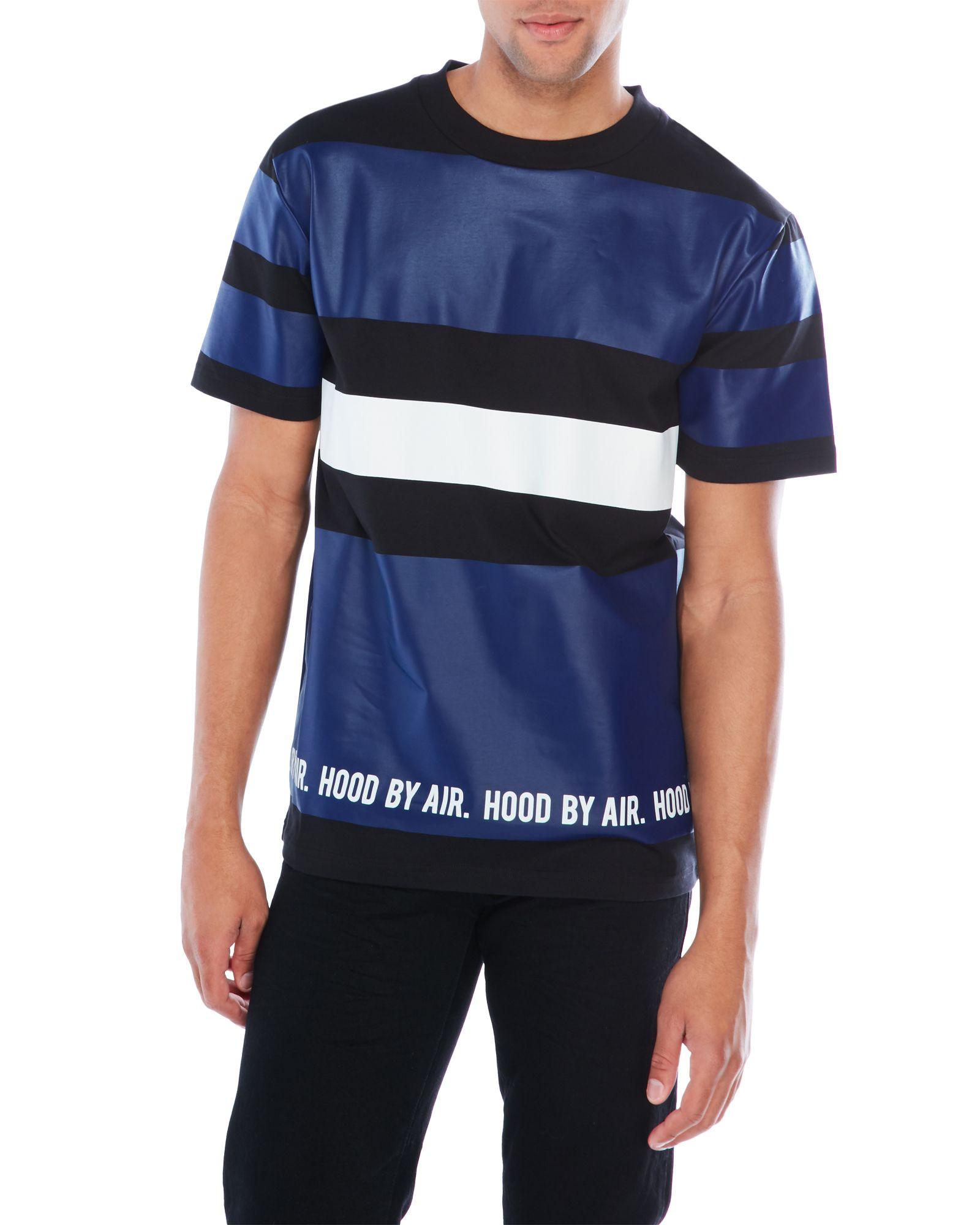 Hood By Air Multistripe Jersey T-Shirt