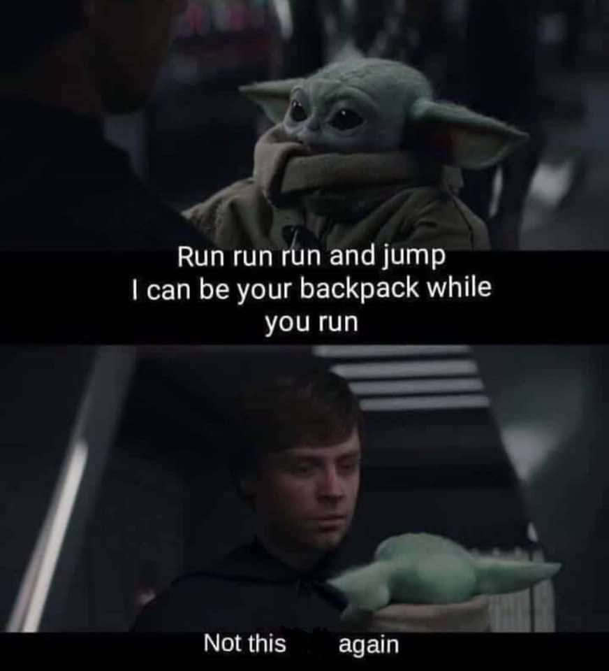 Pin By Ivermyri R On Star Wars In 2021 Funny Star Wars Memes Star Wars Humor Star Wars Fandom