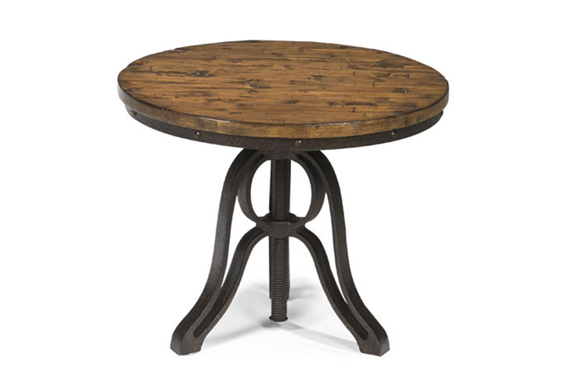 Living Spaces / Coleman Round End Table