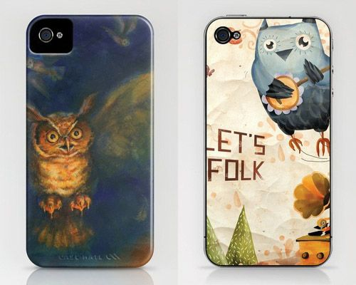My Owl Barn: iPhone Cases
