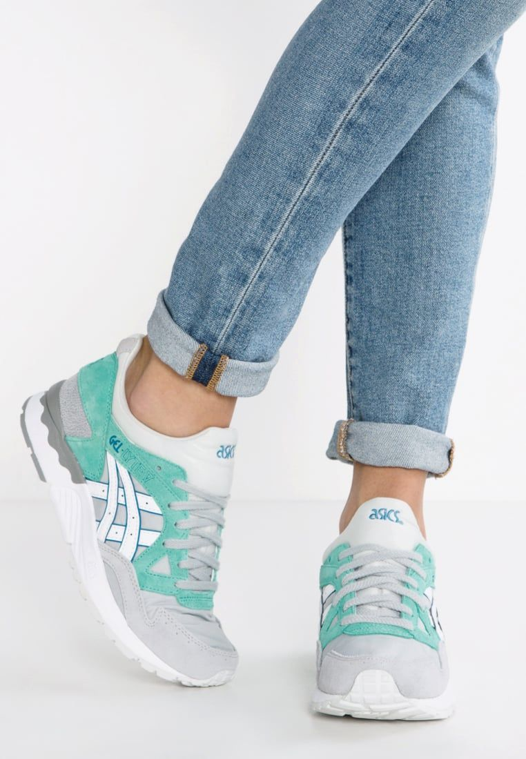 ASICS GEL LYTE V Baskets basses light greywhite | Kicks en