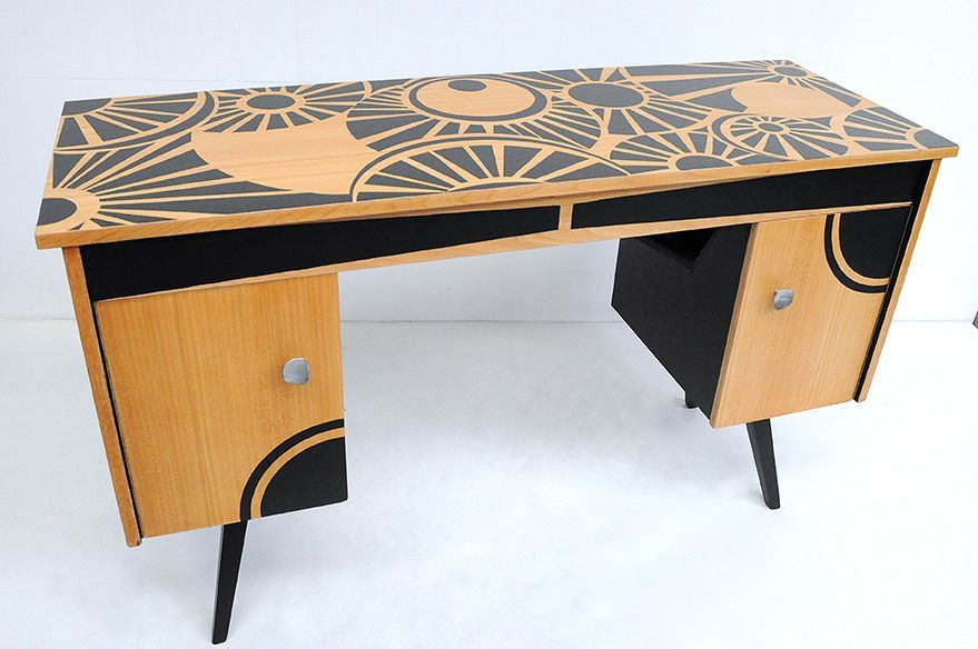 bureau sublim par atelier d 39 co solidaire r cup. Black Bedroom Furniture Sets. Home Design Ideas