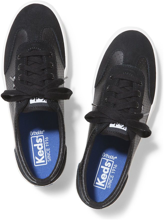 72b7c1f697c0c Keds Tournament Perf Leather. Keds