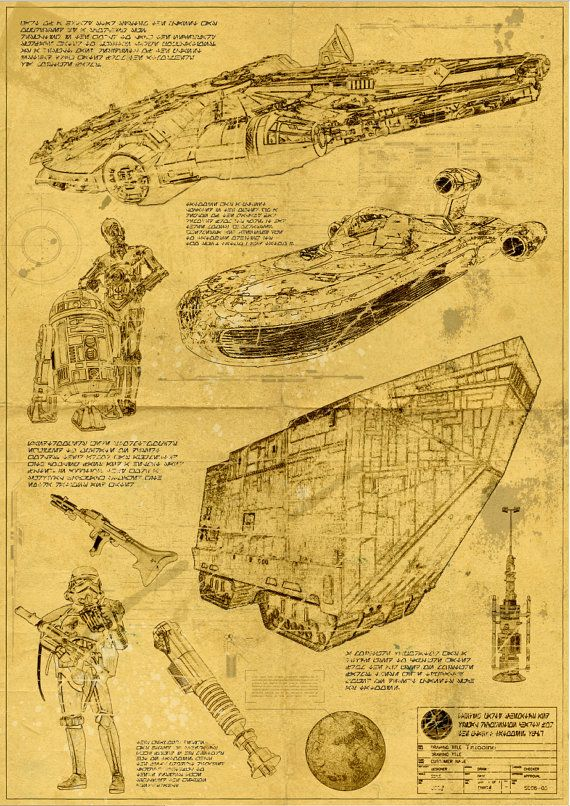 Star Wars Blueprint