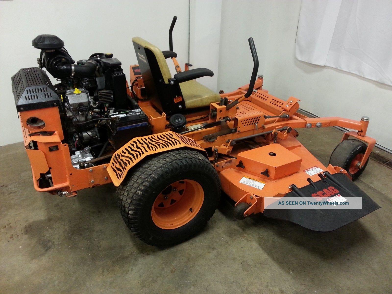 Scag Lawn Mowers At Lawn Tamer Inc. Call8637635606