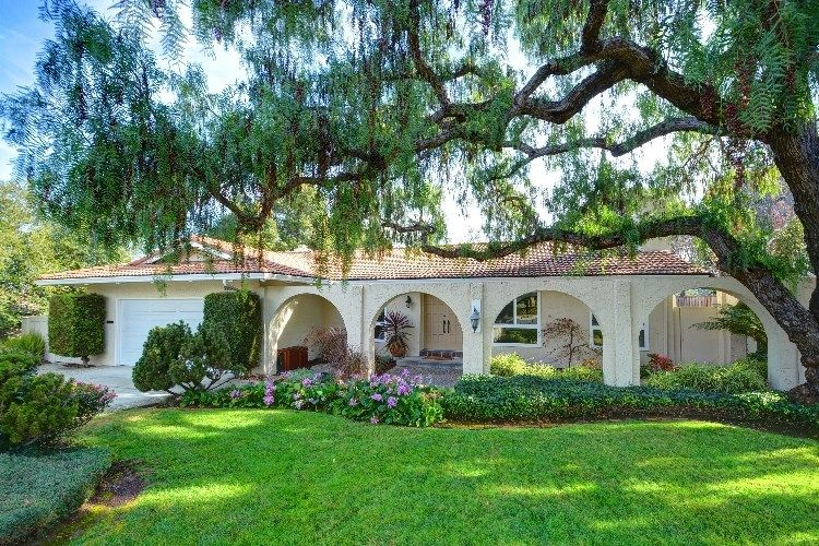 spanish style ranch homes Google Search House Pinterest