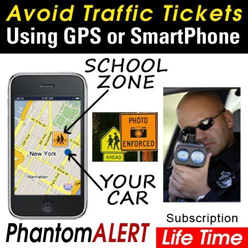 Phantomalert App Pandalt Avoid Traffic Tickets Outsmarts Speed Traps Red Light Cameras Speed Cameras Using Your Smart Red Light Camera Speed Cameras Gps