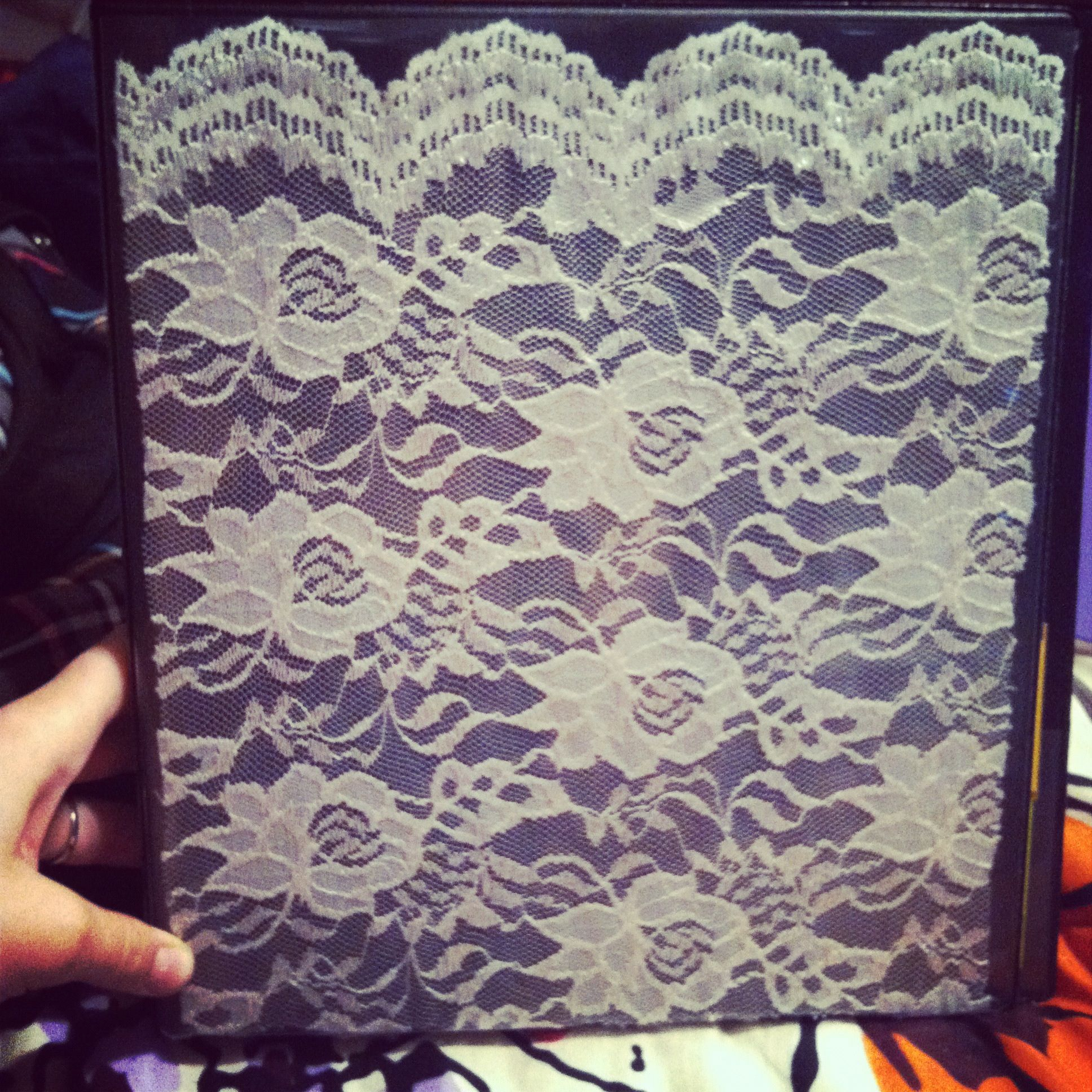 Cute binder decoration for back to school Cute Pinterest