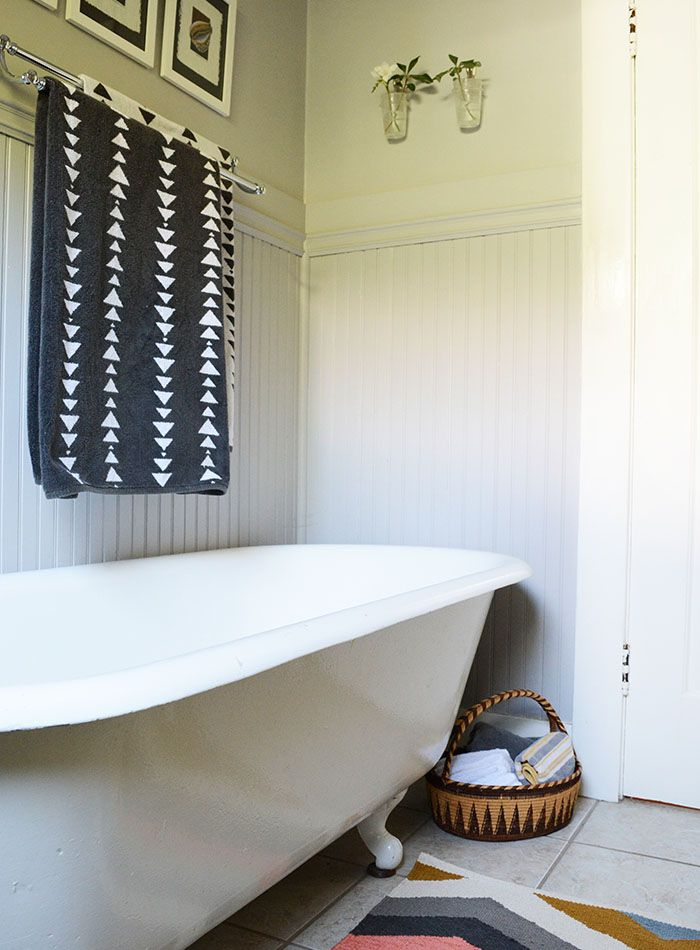 "Design Sponge Bathrooms Cool Hitting ""Refresh"" On A 1920Sera Bungalow  Design*sponge  Design Inspiration"