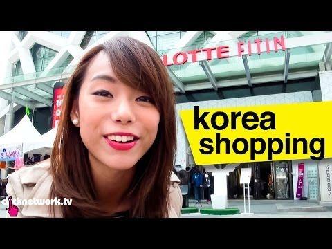 Korea Shopping - That F Word: EP31 - YouTube