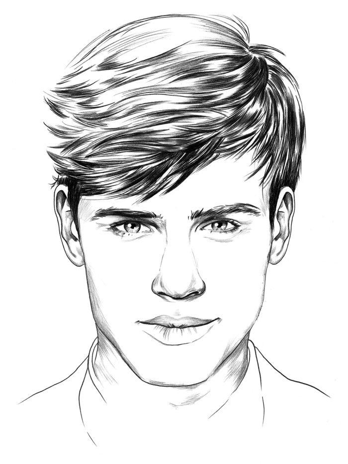 Kurze Haare Perfekt Stylen Der Haarstylingguide Fur Manner Von L Oreal Men Expert Frisuren Manner Rundes Gesicht Rundes Gesicht Frisuren Rundes Gesicht