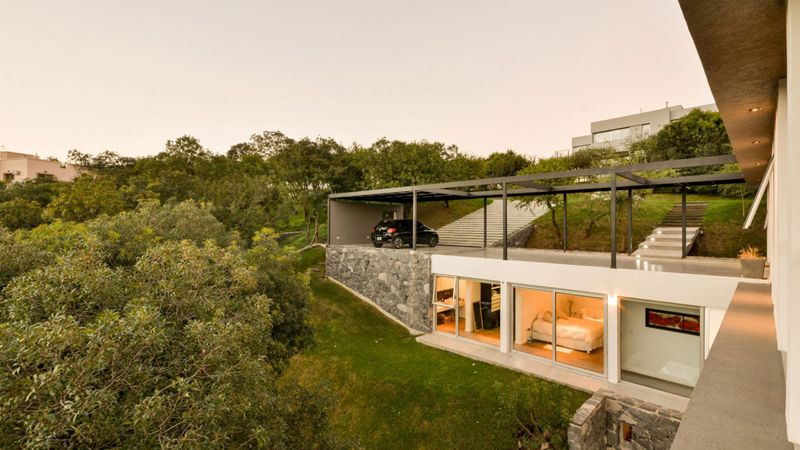 367 House by Mateo Ponce de Leon, Cordoba, Argentina Architecture