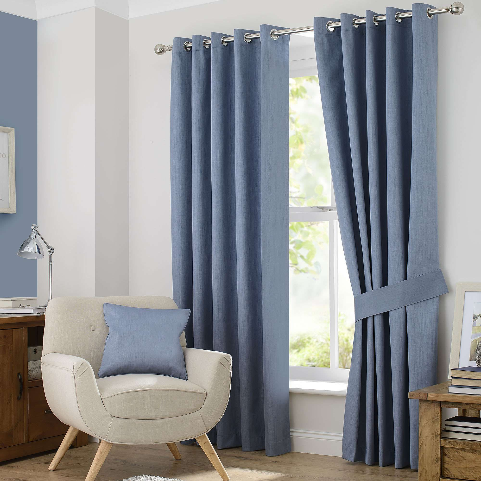 do set grommet scribble curtain product curtains world chambray leaves market xxx top of