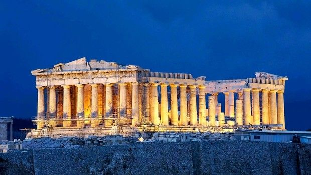 Greek Architecture Desktop Wallpapers  8df85d0921c
