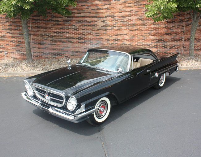 Car Of The Week 1961 Chrysler 300 G With Images Chrysler 300
