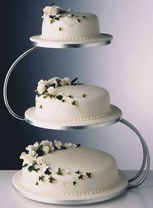 4 tier wedding cake stand uk s shaped 3 tier wedding cake stand new wedding 10414