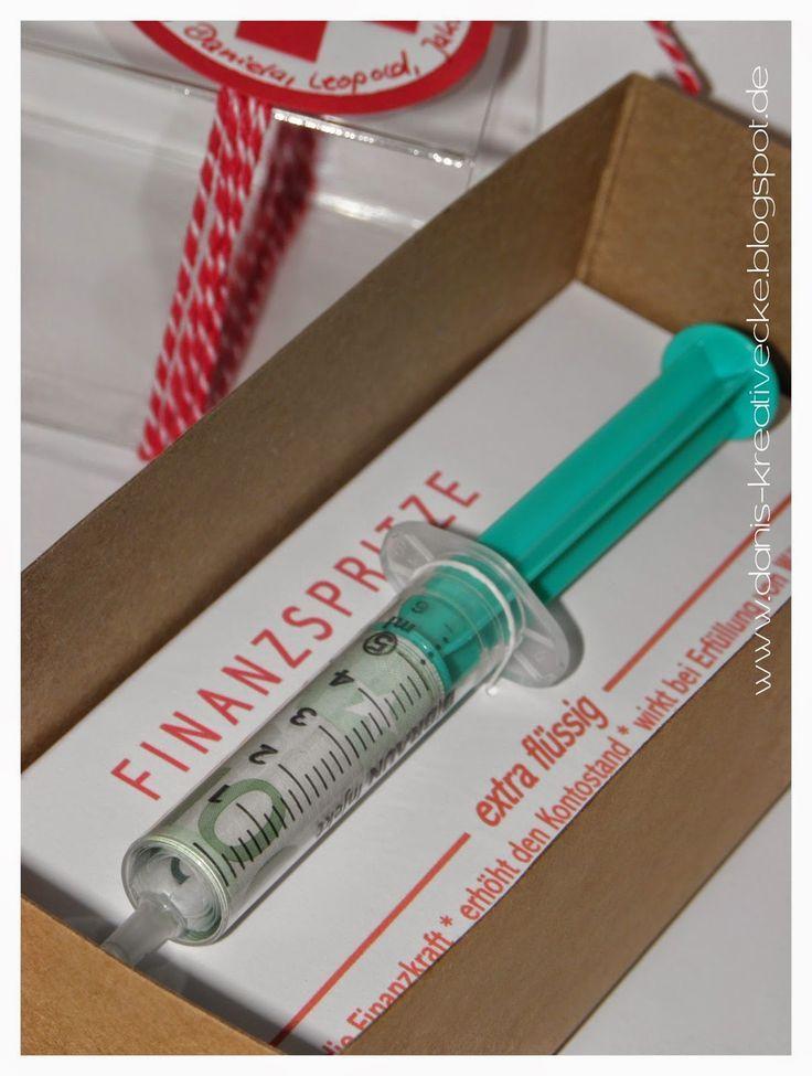 Dani 39 s kreativecke geldgeschenke moneytary gifts pinterest geldgeschenke geschenkideen - Lustige geschenke zum polterabend ...