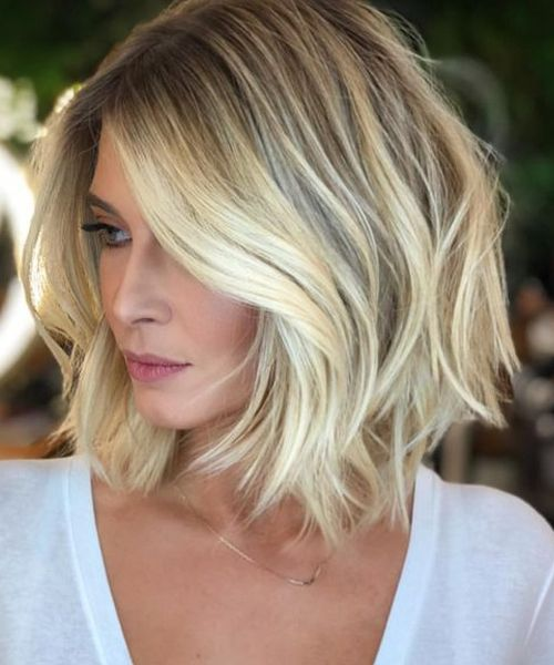 Exceptional Short Blonde Bob Haircuts 2019 for Women to ...