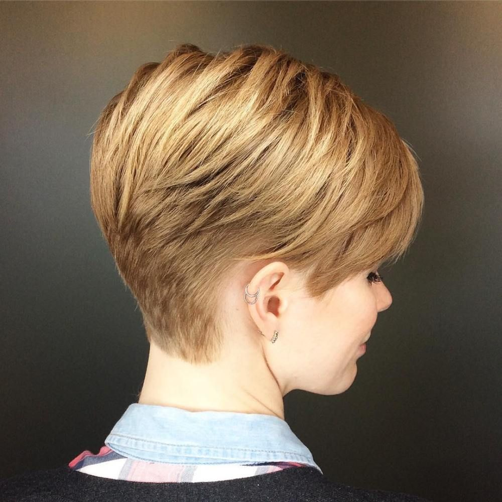 50 Best Short Hairstyles For Thick Hair In 2020 Hair Adviser In 2020 Pixie Haircut For Thick Hair Thick Hair Styles Short Hairstyles For Thick Hair