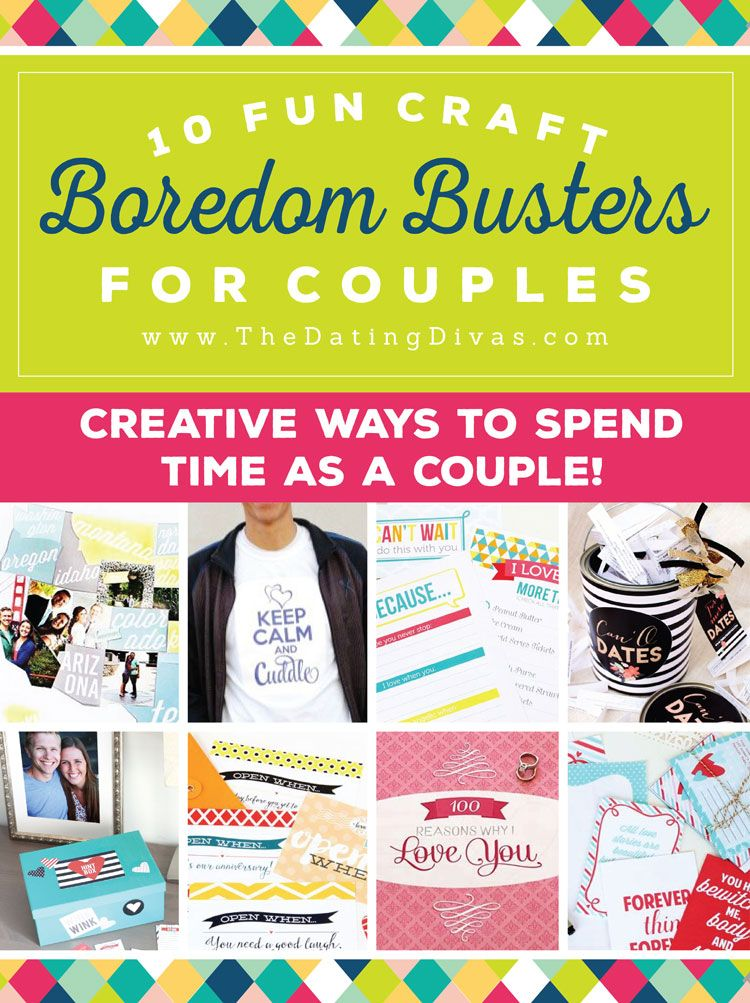 Boredom Busters Couple Games And Activities Craft Ideas