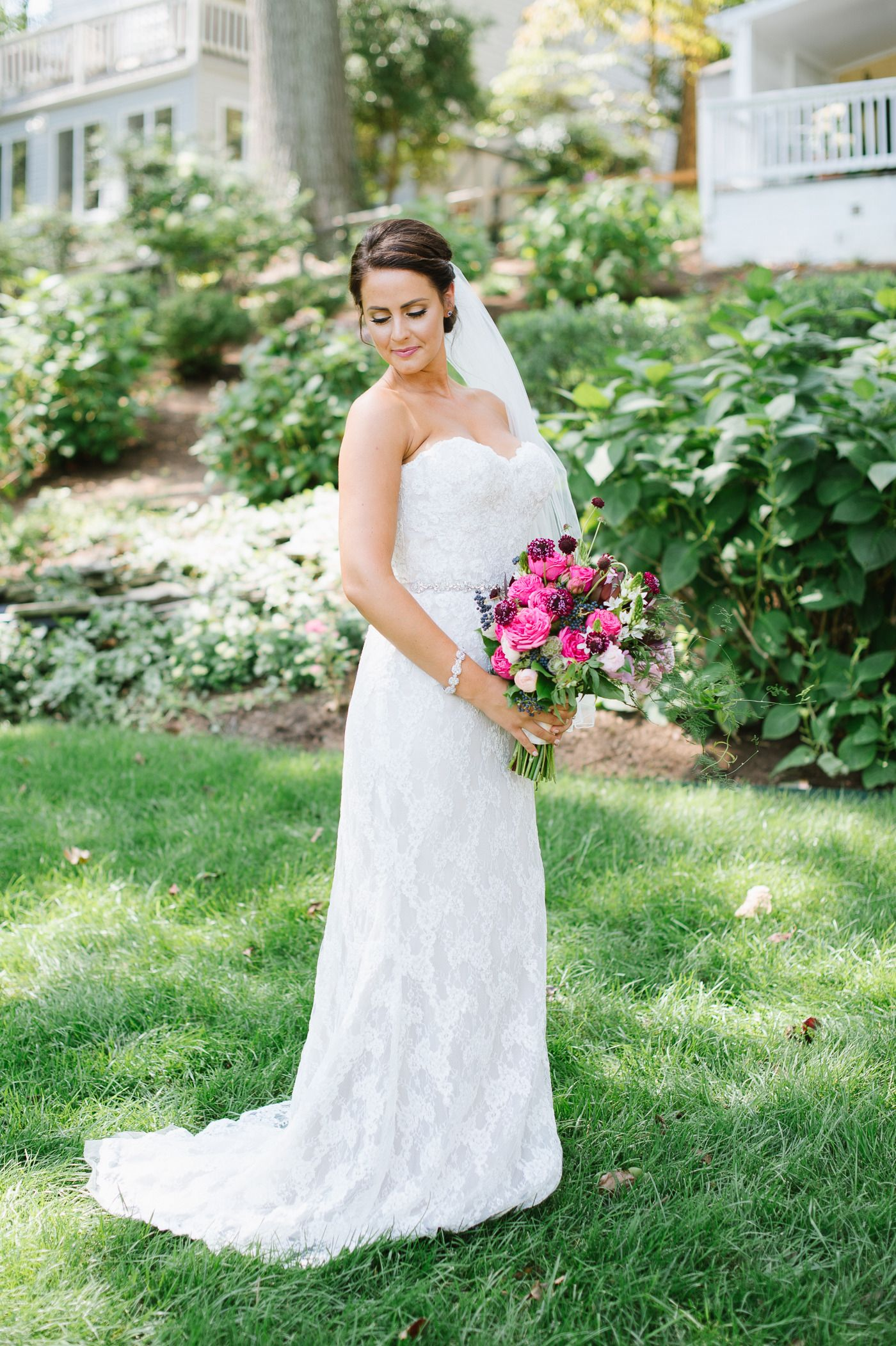 20 Stunning Semi-naked Wedding Cakes   SouthBound Bride