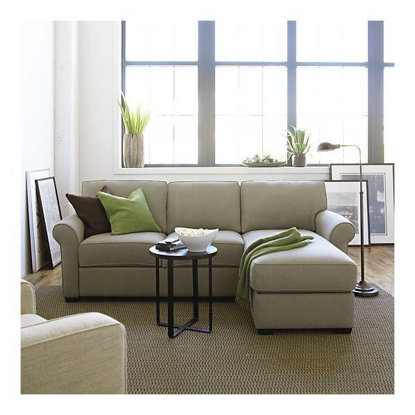 Carlton King Sleeper Lounge Sofa In Sleeper Sofas Crate