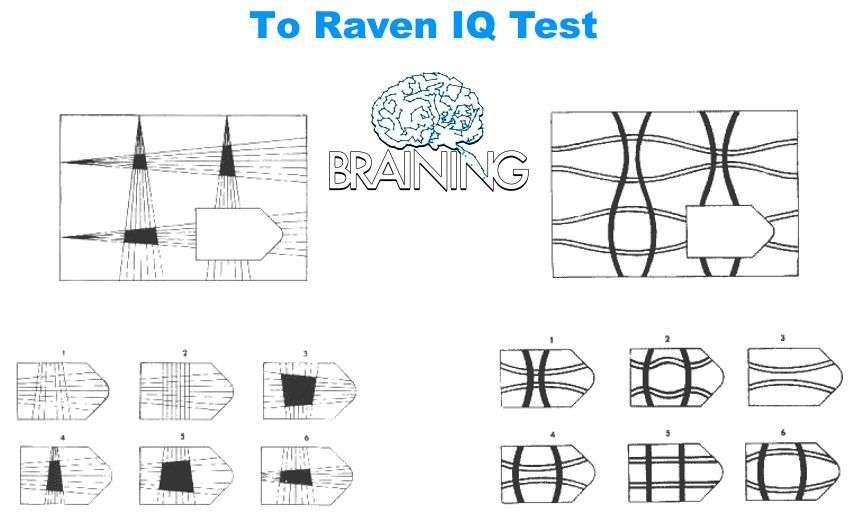how to solve iq pattern questions