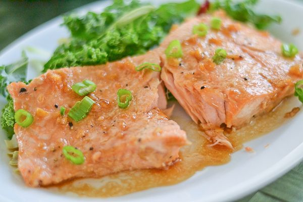 Salmon Teriyaki #salmonteriyaki Salmon Teriyaki Make sure you use gluten free soy sauce. #salmonteriyaki